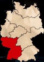 Deutschlandkarte Liefergebiet
