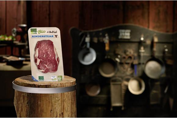 BIOLAND Rinder-Steak ca. 220G