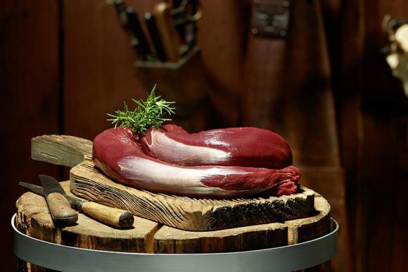 Neuseeländisches Hirschfilet ca. 0,6kg